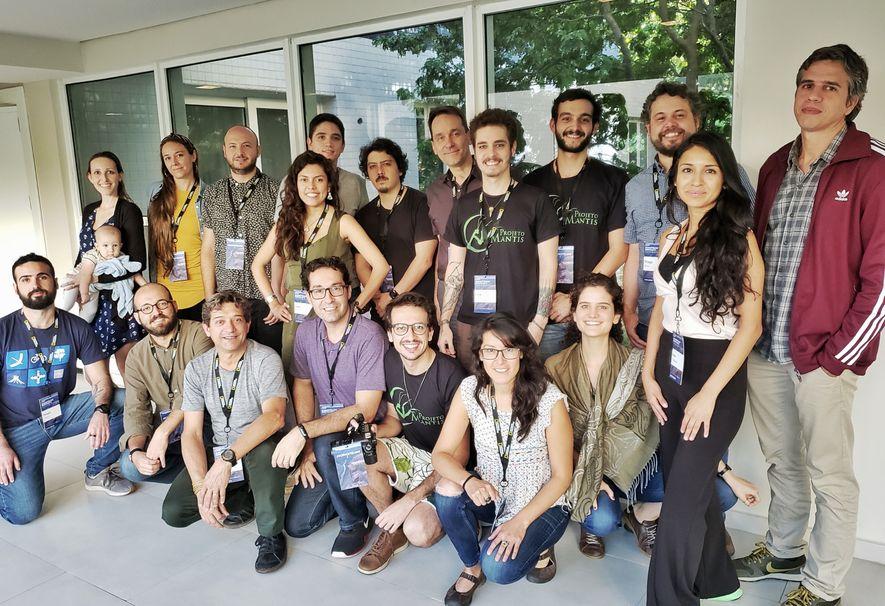 Pesquisadores do Peru, Equador, Bolívia, Colômbia e Brasil estão reunidos em Manaus para o Bootcamp