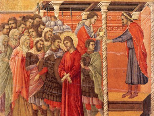 Elites medievais utilizavam lavagem das mãos como um astuto 'jogo de poder'