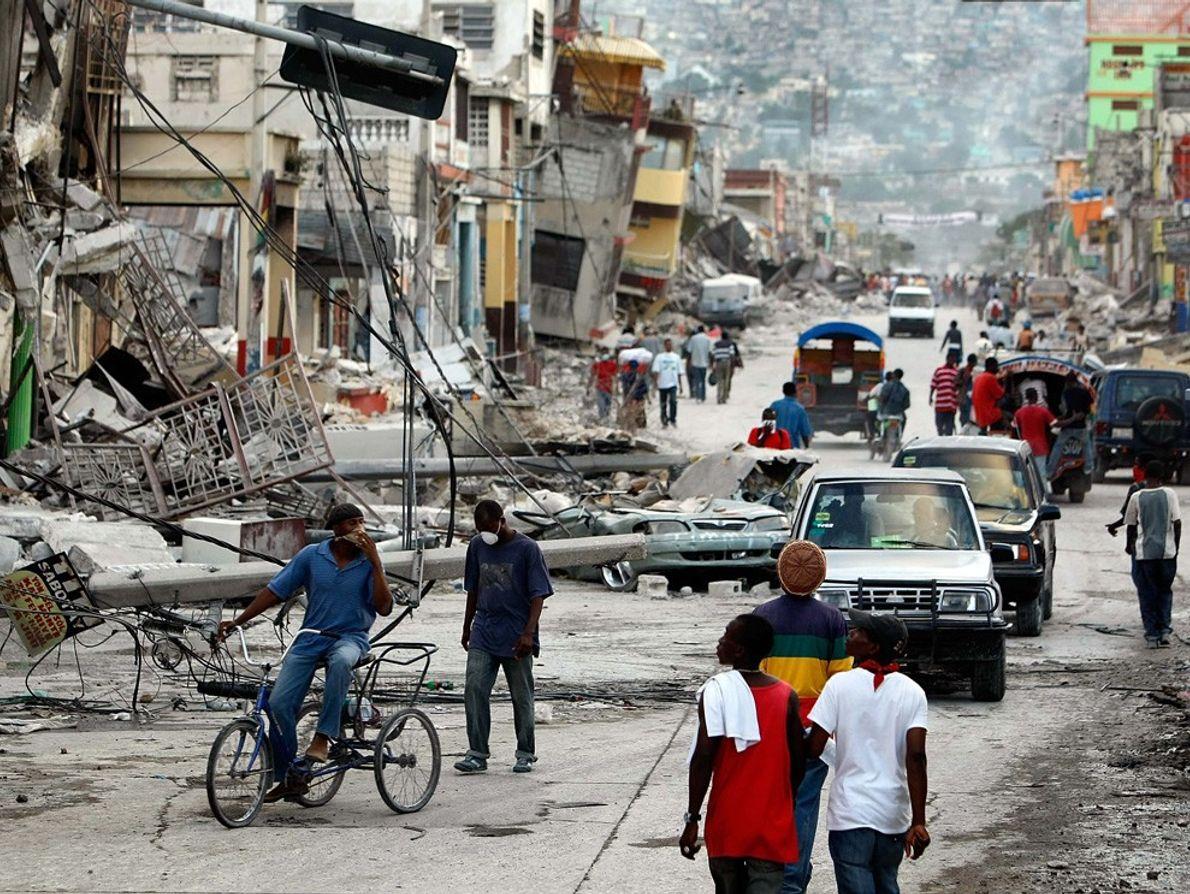 Vizinhança haitiana