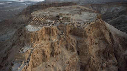 Galeria de Fotos - Restos da civilização na Judeia