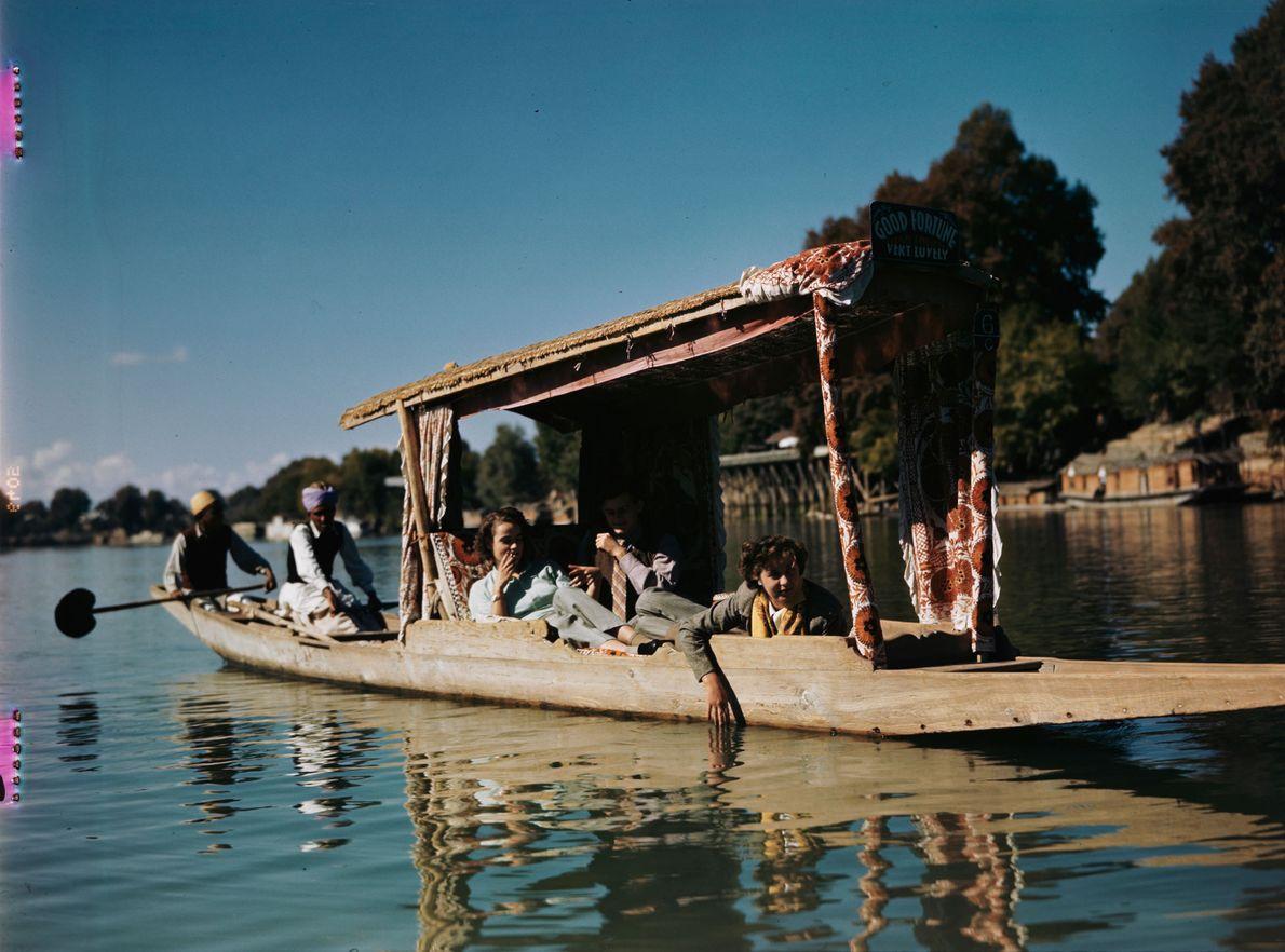 Índia: 1947