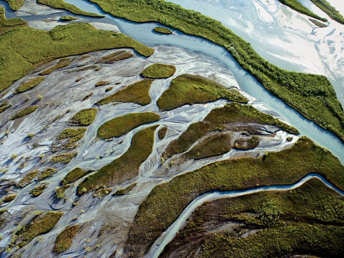 Neacola River, Alaska