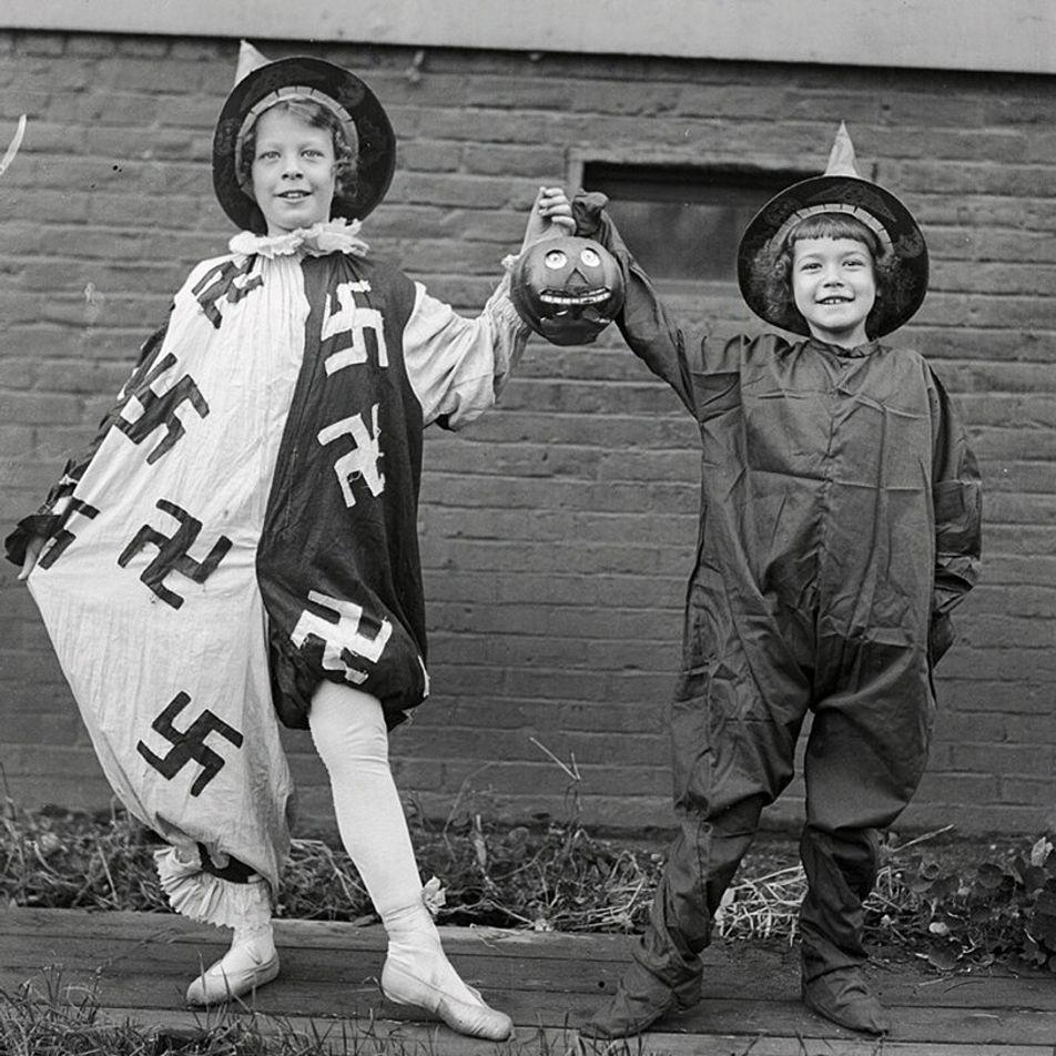 Dia das Bruxas em fotos: conheça os primórdios do Halloween