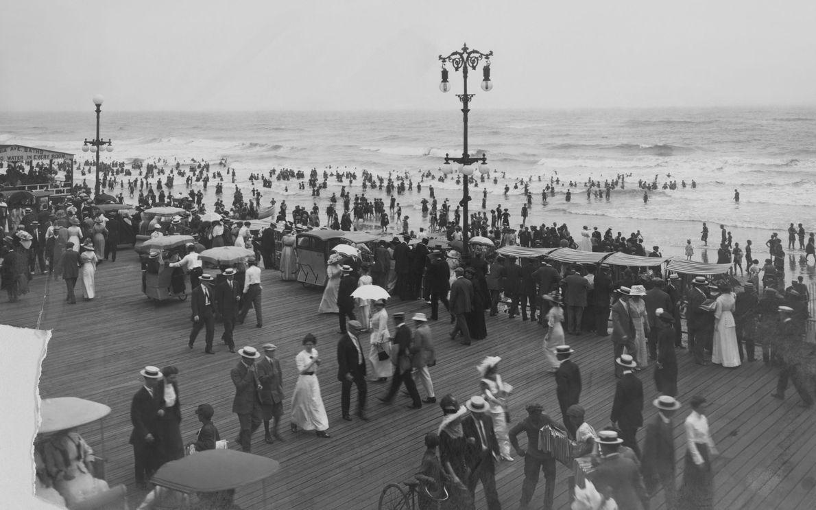 Atlantic City, Nova Jersey: 1920
