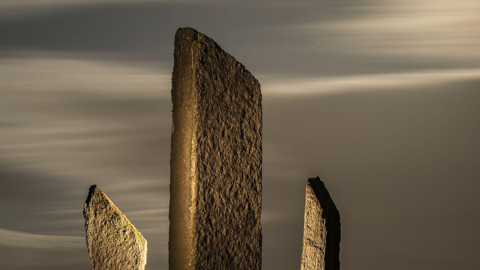 pedras de Stenness