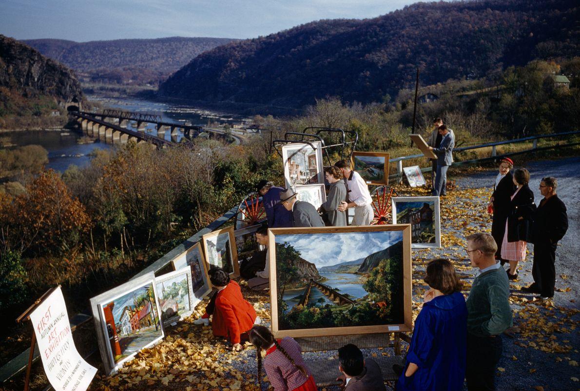 Virgínia Ocidental, Estados Unidos: 1957