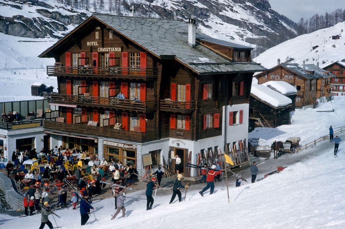Zermatt, Suíça: 1961