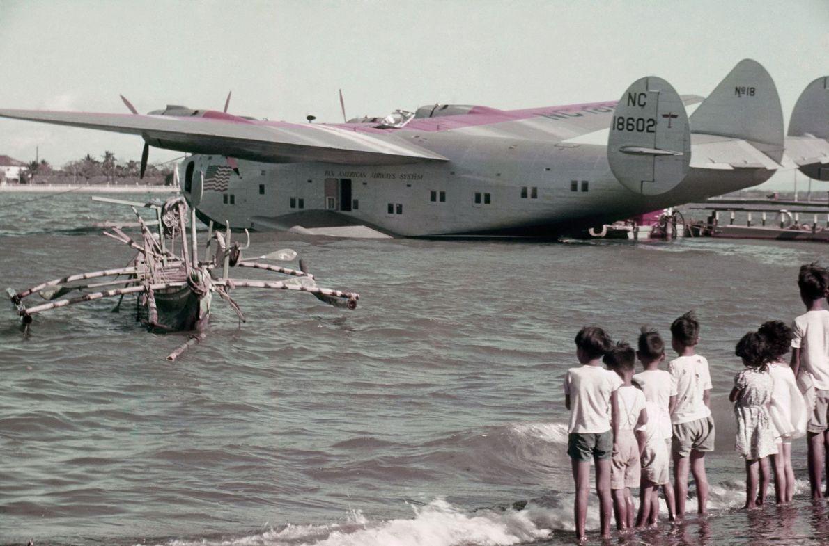 Ilha Luzon, Filipinas: 1940