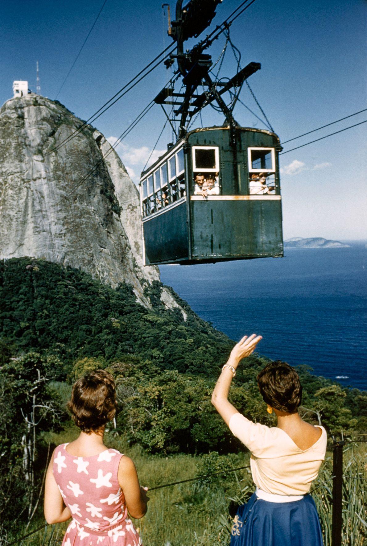 Rio de Janeiro, Brasil: pão de açúcar