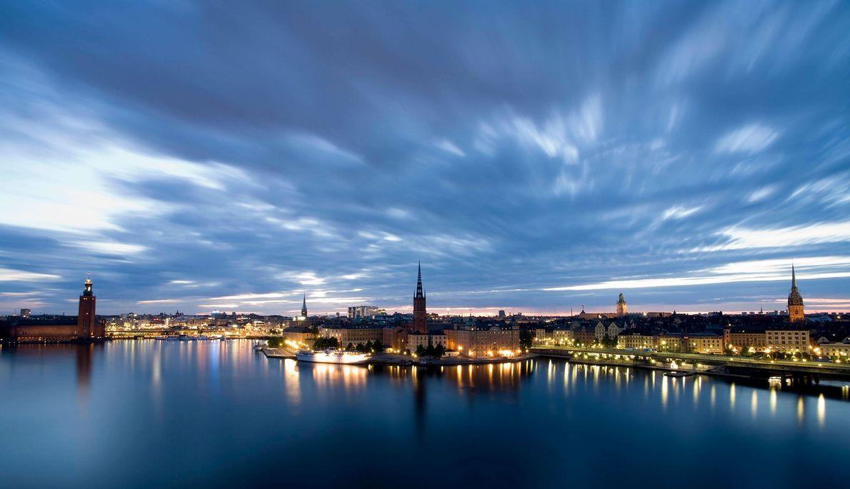 9. Suécia