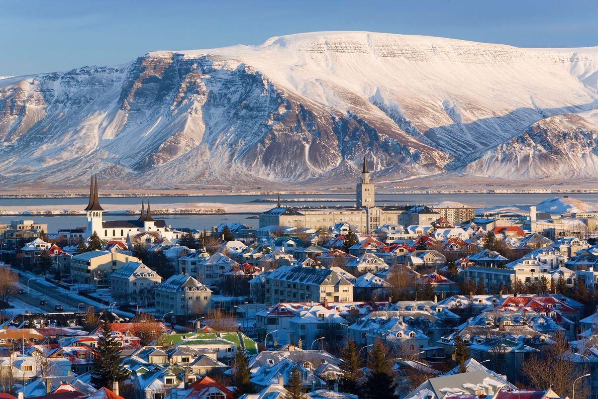 4. Islândia