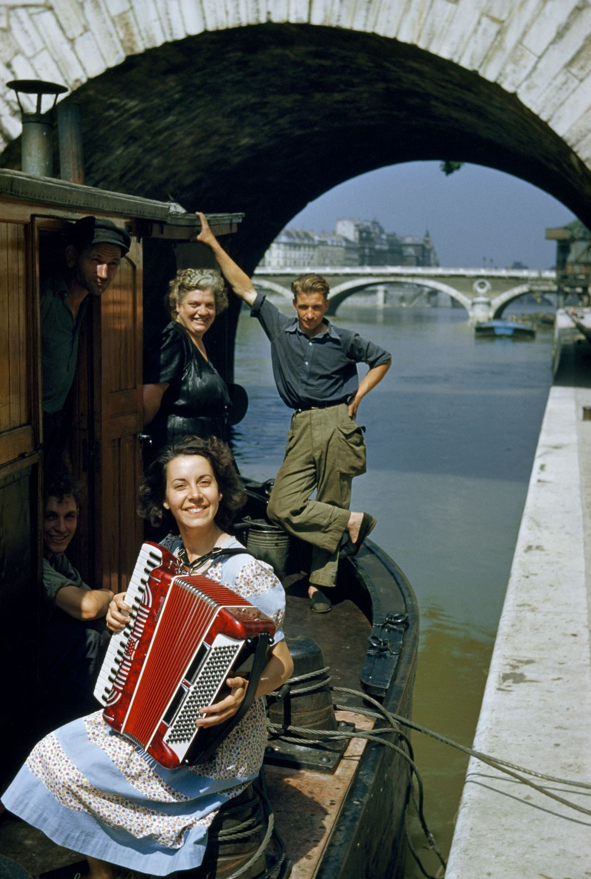 Paris, França: 1952