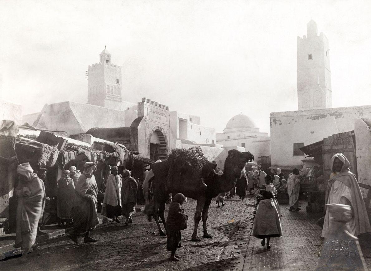 Kairowan, Tunísia: 1911