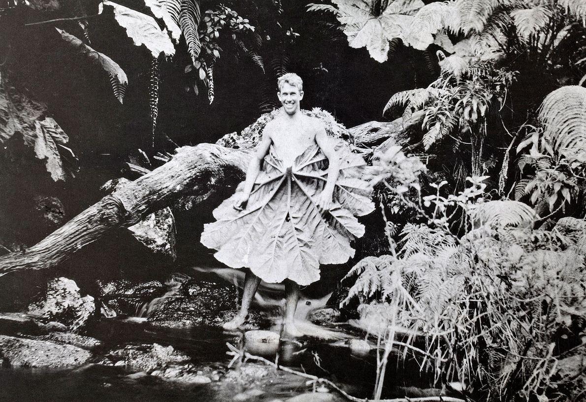 Maui, Havaí: 1924