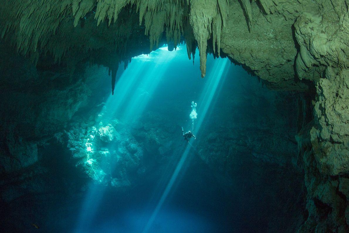 Mergulho profundo