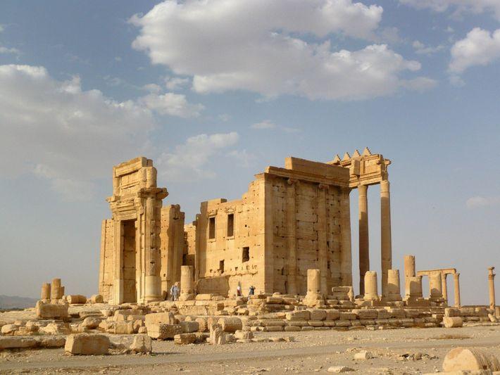 Templo-de-Baal-destruido-pelo-isis