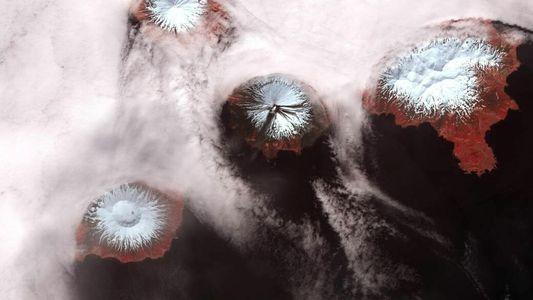 Ilhas do Alasca podem pertencer a um único vulcão gigante