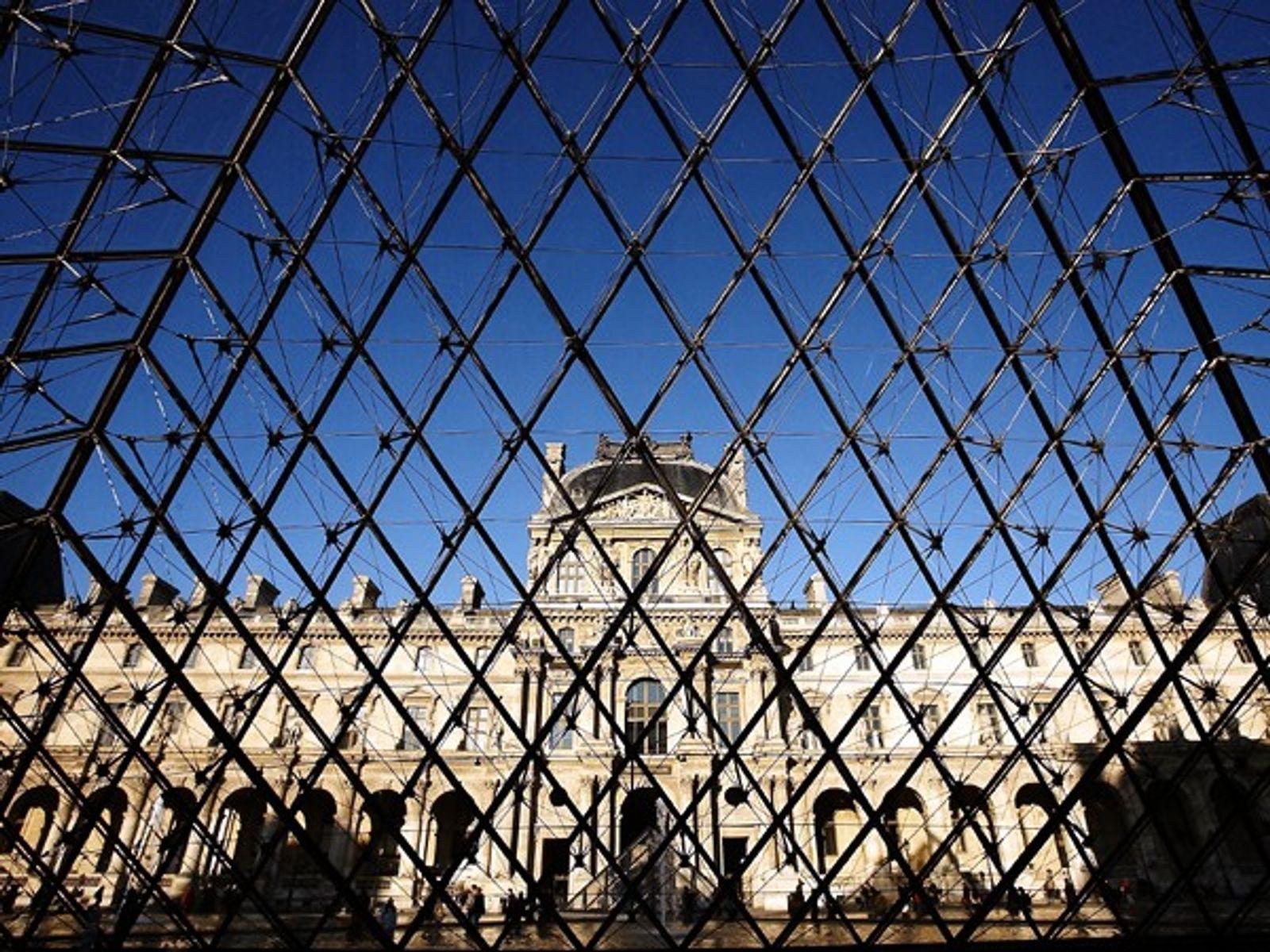 Louvre Pirâmide