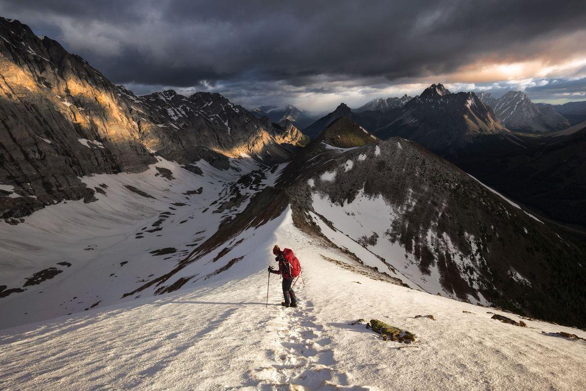 Monte Pocaterra.