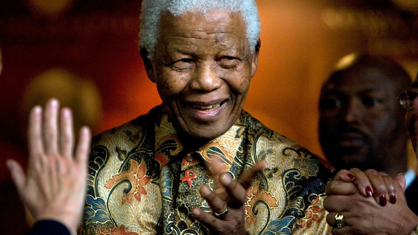 Mandela in Retirement