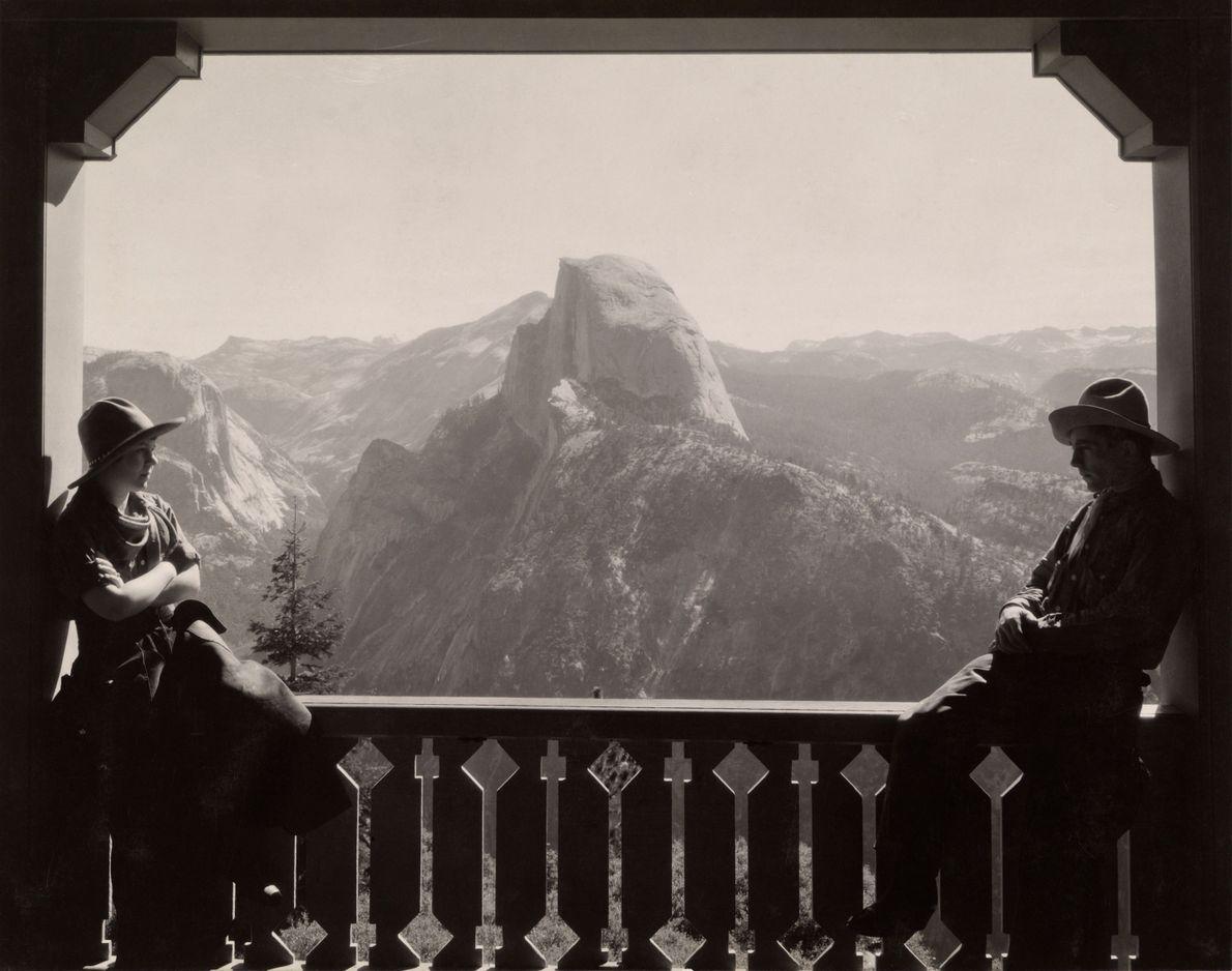 Califórnia, Estados Unidos: 1933