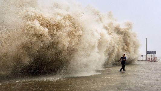 Tufão, furacão, ciclone: qual é a diferença?