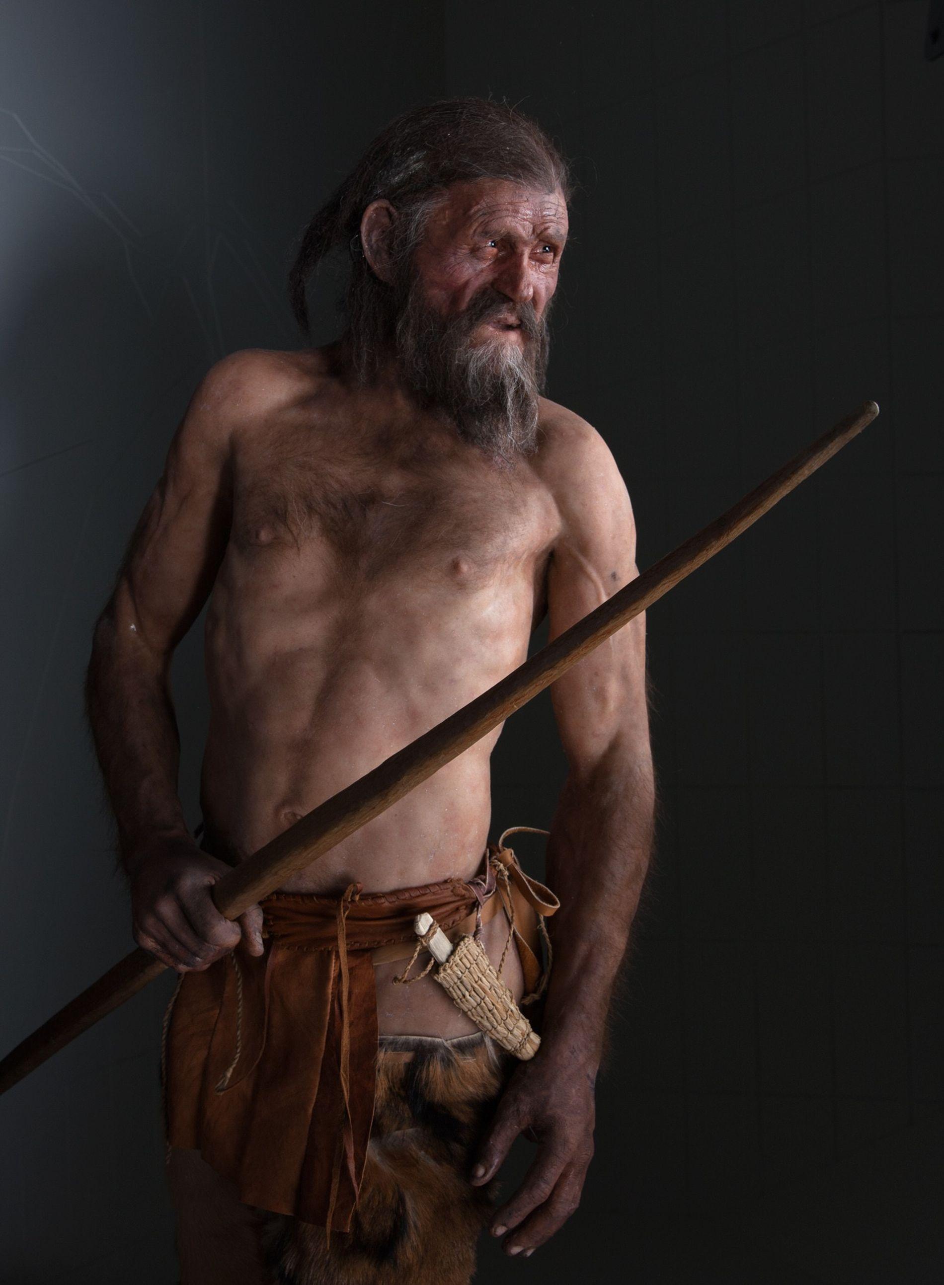 Ötzi, o Homem de Gelo