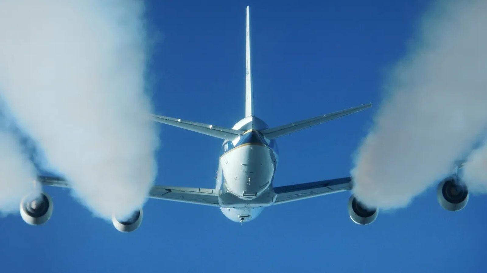 Reduzir emissões de carbono causadas por viagens aéreas não será suficiente para controlar seus efeitos nas ...