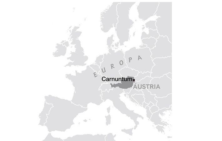 mapa-carnatum-escola-de-gladiadores