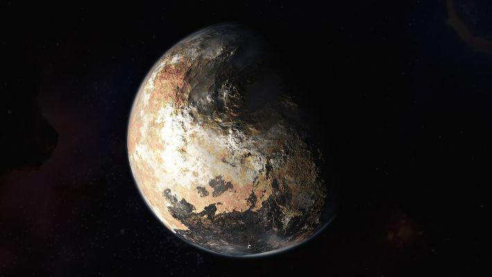 101 | Plutão