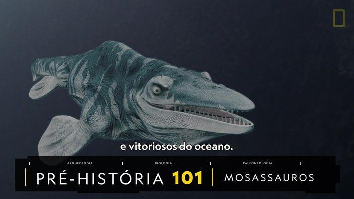 101 | Mosossauros