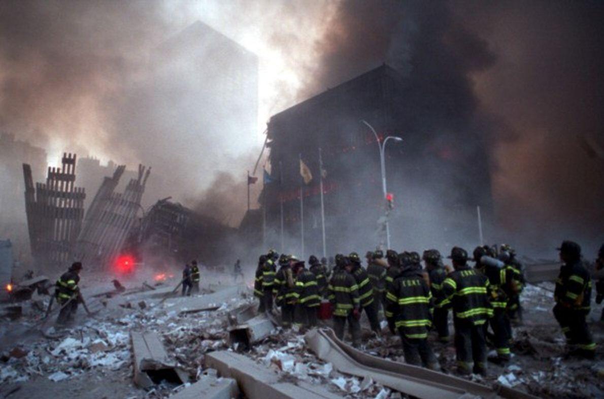 ataque terrorista no WTC