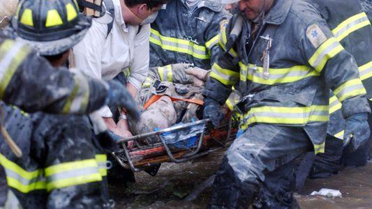 Galeria de fotos de 11/9: Os Primeiros a Chegar