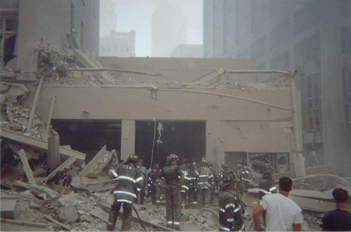 exterior da 10 House em 11 de Setembro