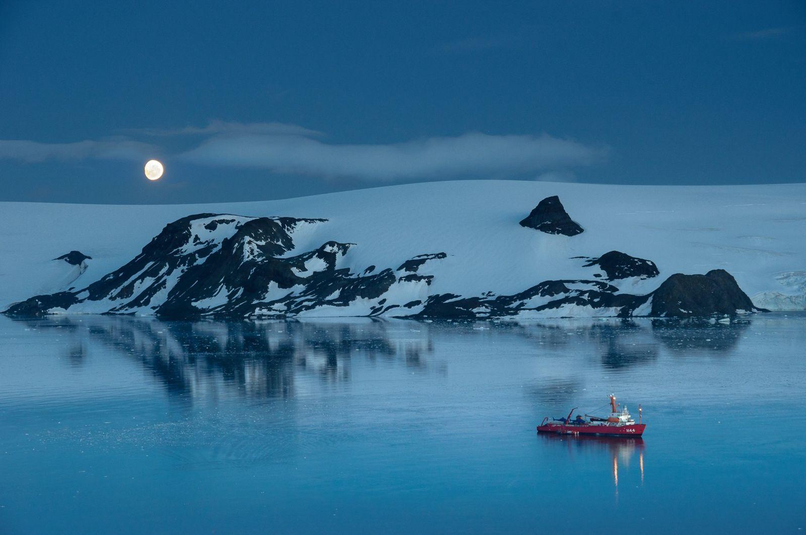 Nova estação inaugura nova era de pesquisas brasileiras na Antártida