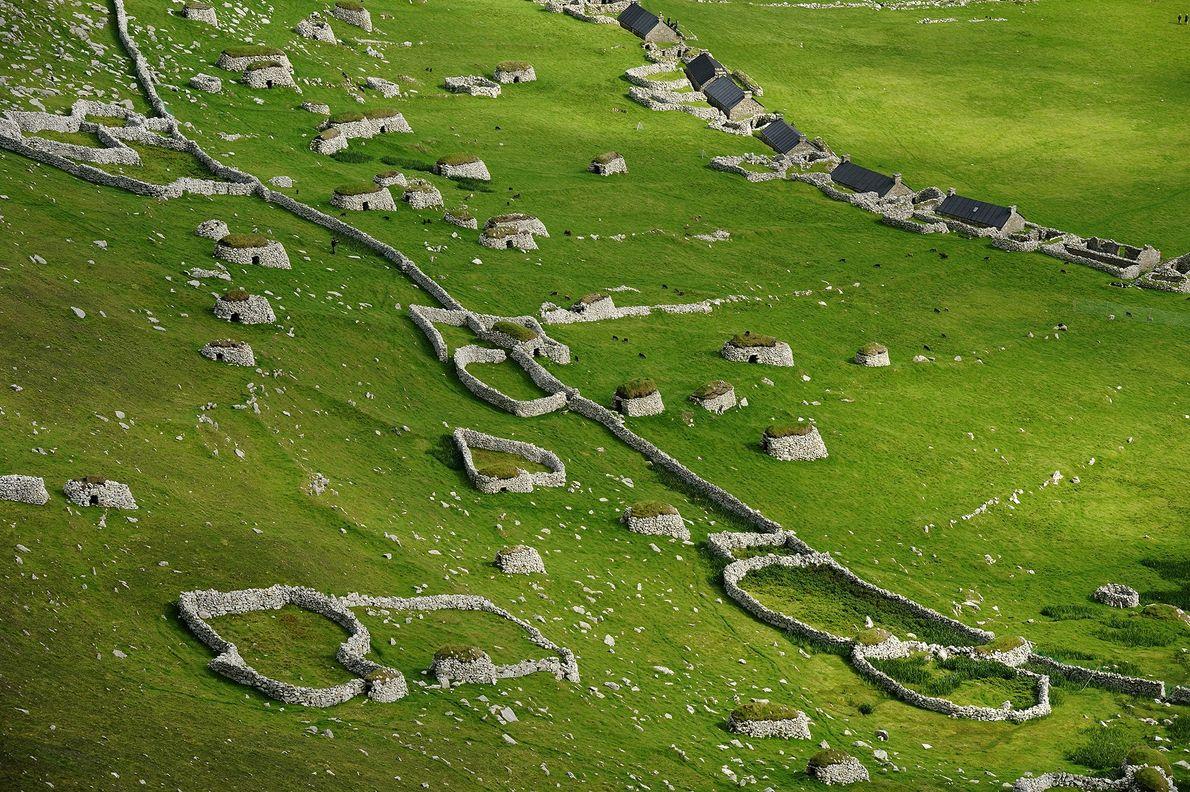 Pedras de Shetland