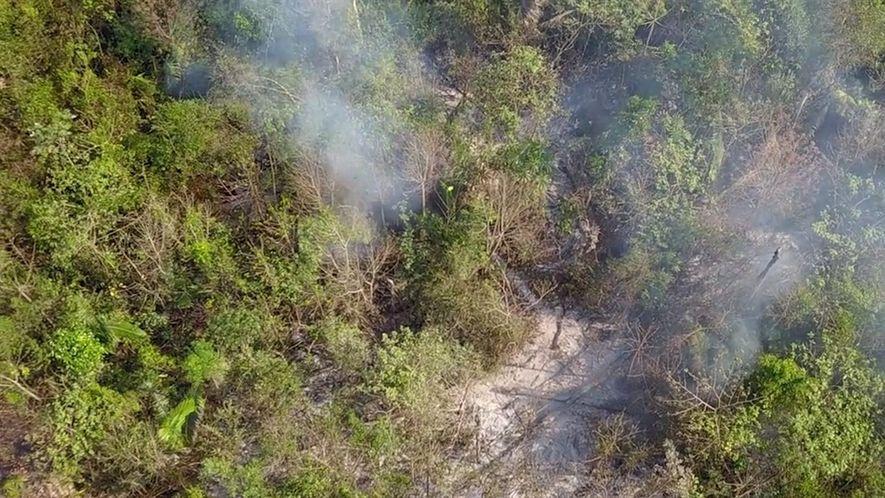 Incêndios na Amazônia estão bem piores que antes, diz população local