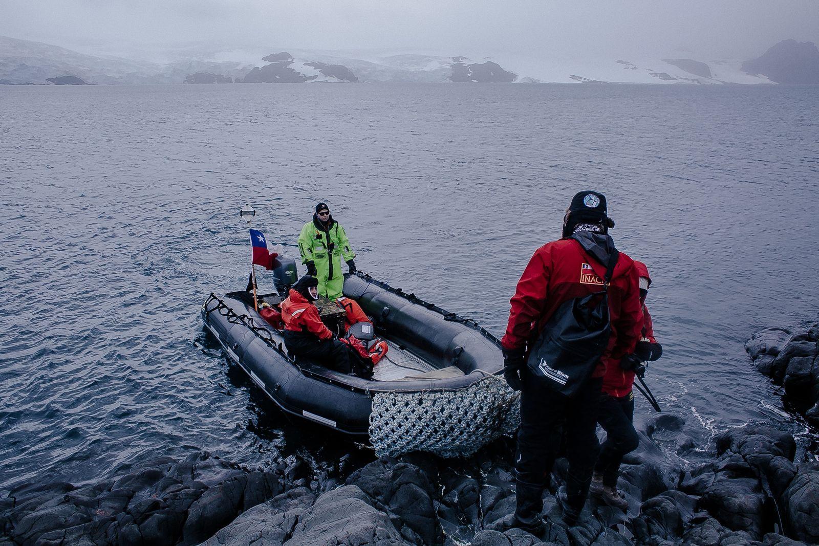 Antártida – Verão no sul do planeta