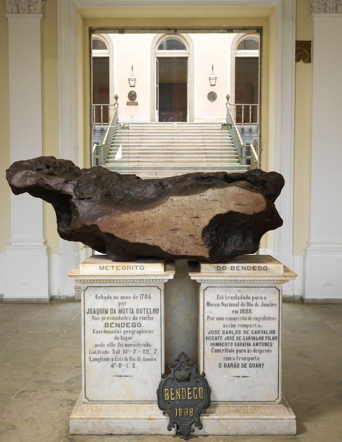 Meteorito Bendegó