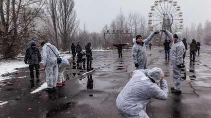 Turismo nuclear – um legado surpreendente do desastre de Chernobyl