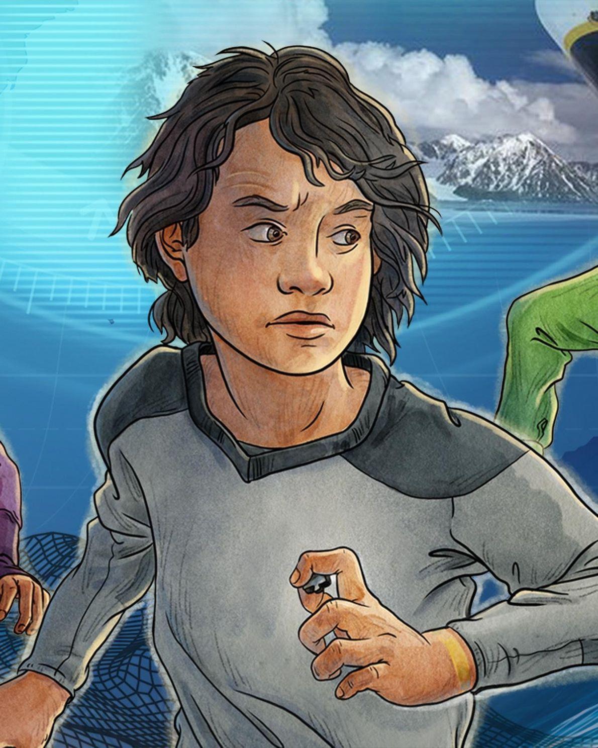 Cruz Coronado acaba de entrar na prestigiada Academia dos Exploradores, lugar onde sua mãe faleceu em …
