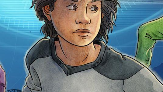 Explorer Academy: conheça os personagens