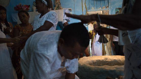 FOTOS: Por dentro das cerimônias de candomblé em Salvador