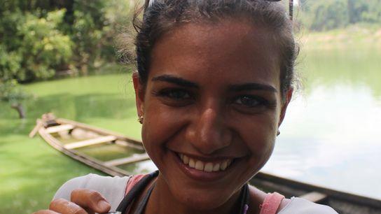 Carolina Freitas - ecóloga