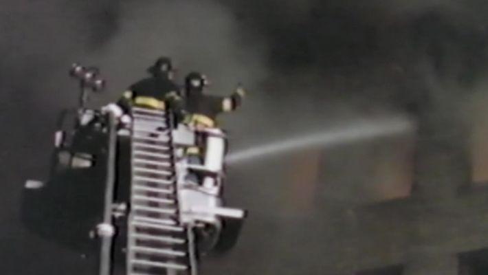 11/9: Os Primeiros a Chegar: Bombeiros da Ten House