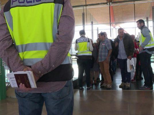 Aeroporto: Madri e o controle de todas as conexões