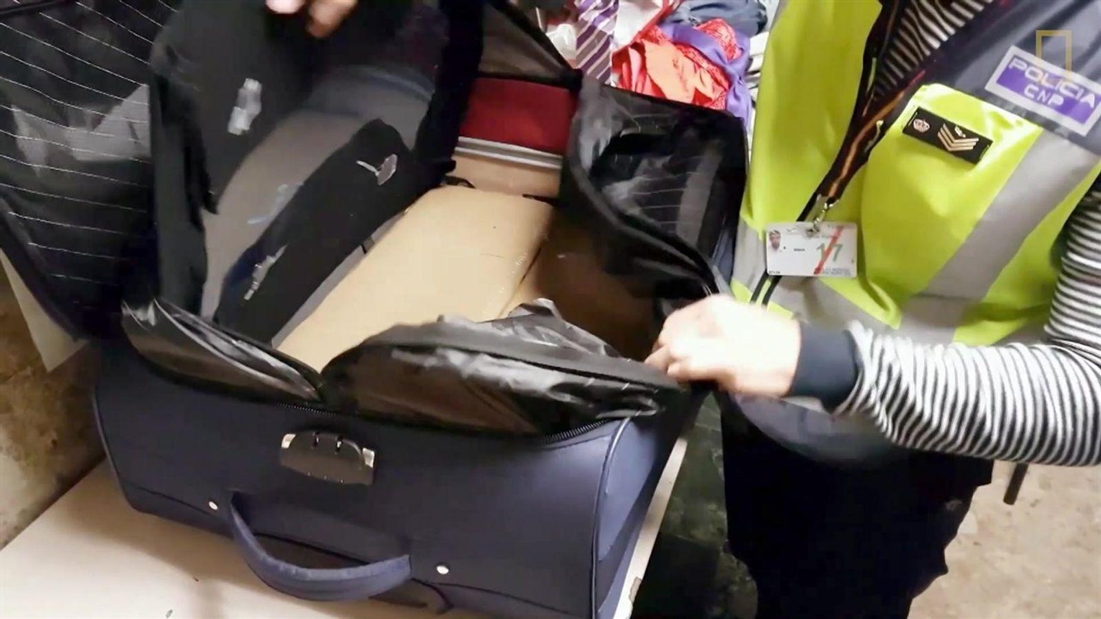 Aeroporto: Madri: Flagras em Barajas