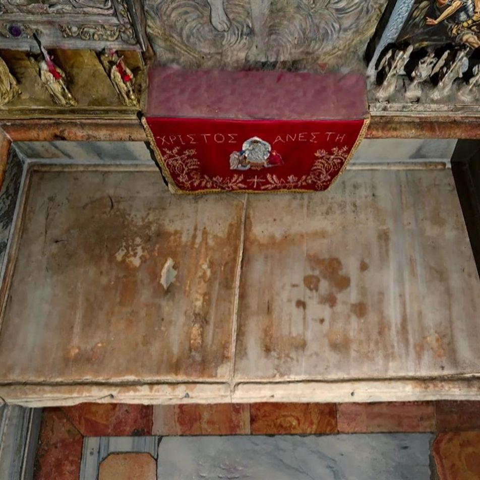 Segredos do Túmulo de Cristo: A ciência investiga o Santo Sepulcro