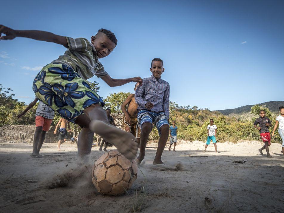Esta comunidade quilombola resiste isolada no coração do Cerrado há quase 300 anos