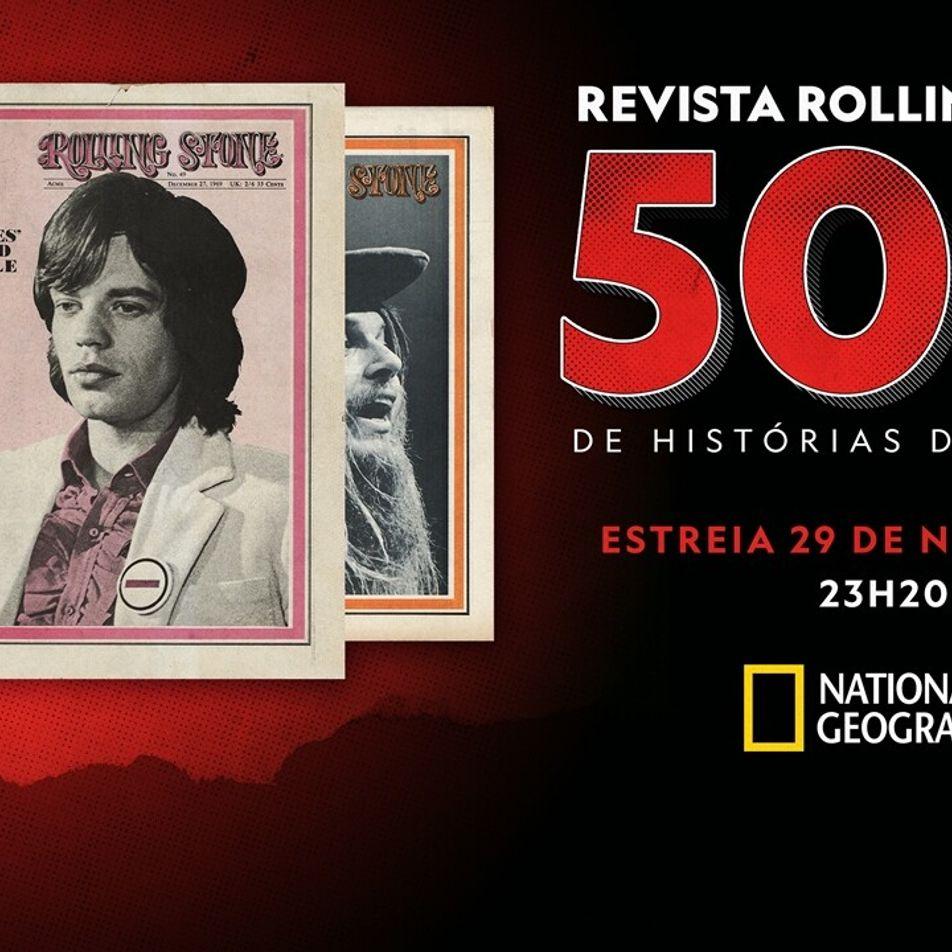Revista Rolling Stone: 50 anos de Histórias da Música